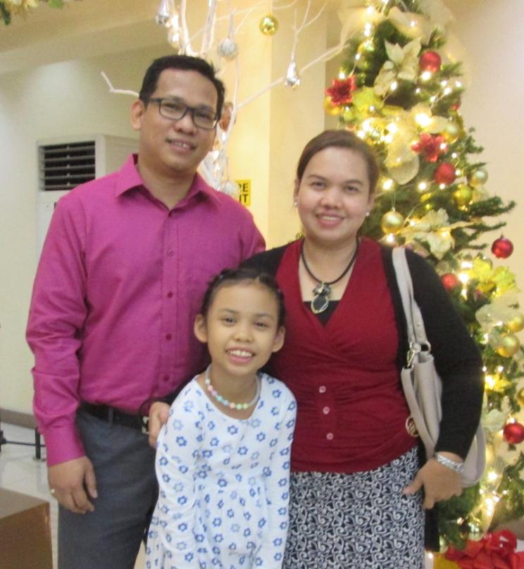 Erwin and Rita Quimboy - Phillipines