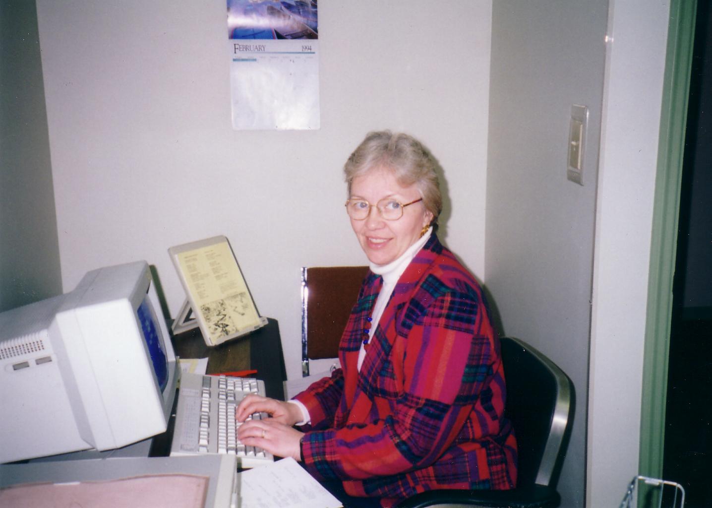 Vicki - approx 2002