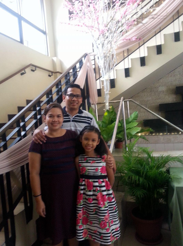 Erwin, Rita and Yana - Feb 2017