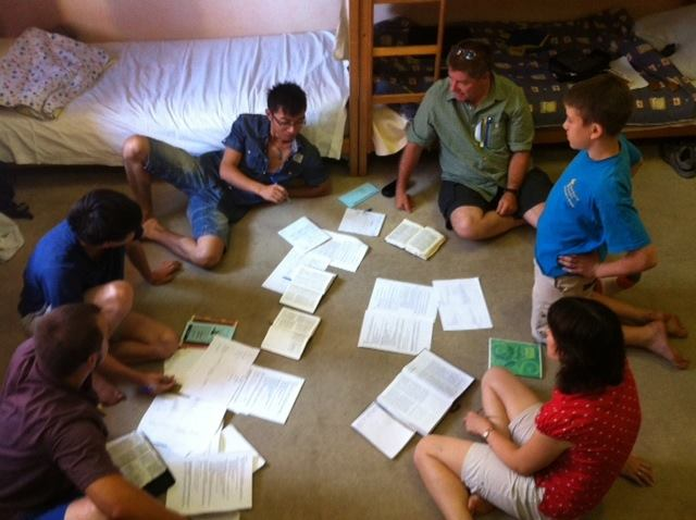 Bible study -