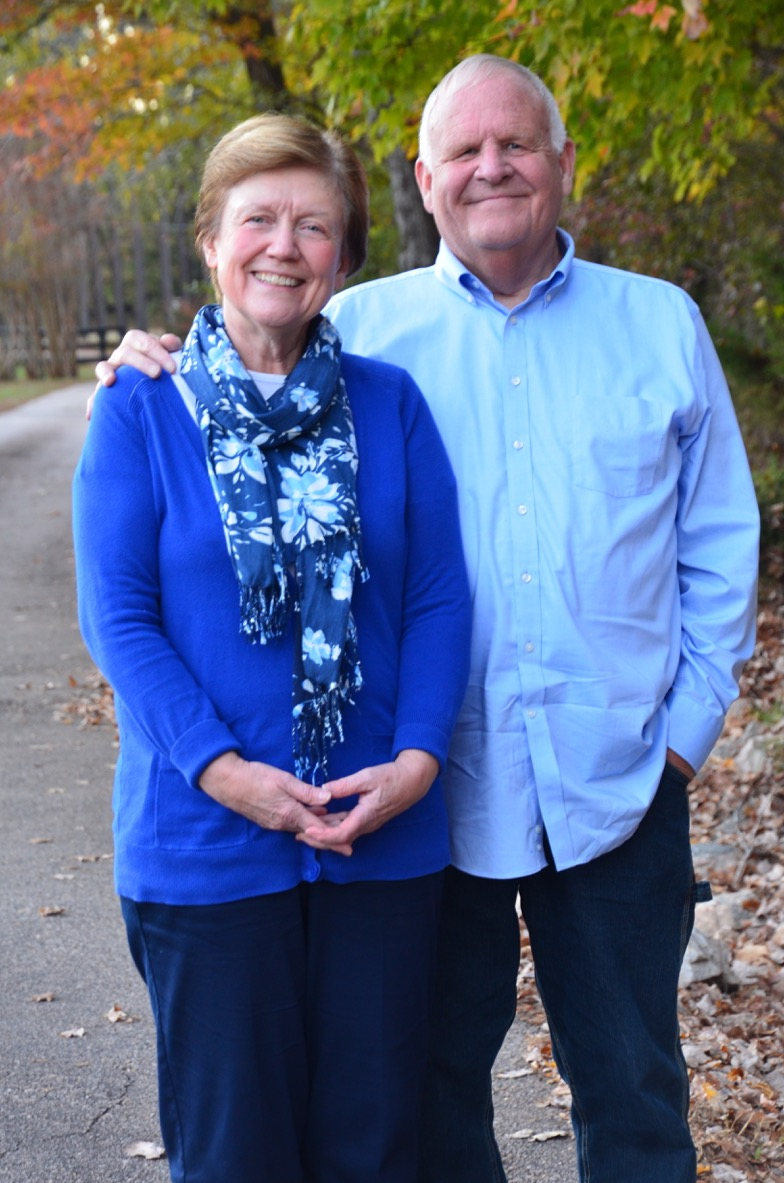 Dick & Kathy Page - SOAR Russian Ministry