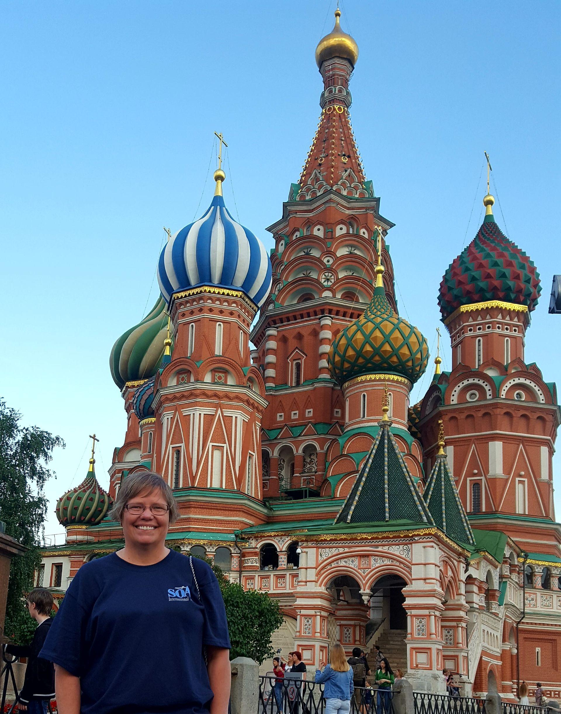 Becky Dwinnell - SOAR Russia Ministry