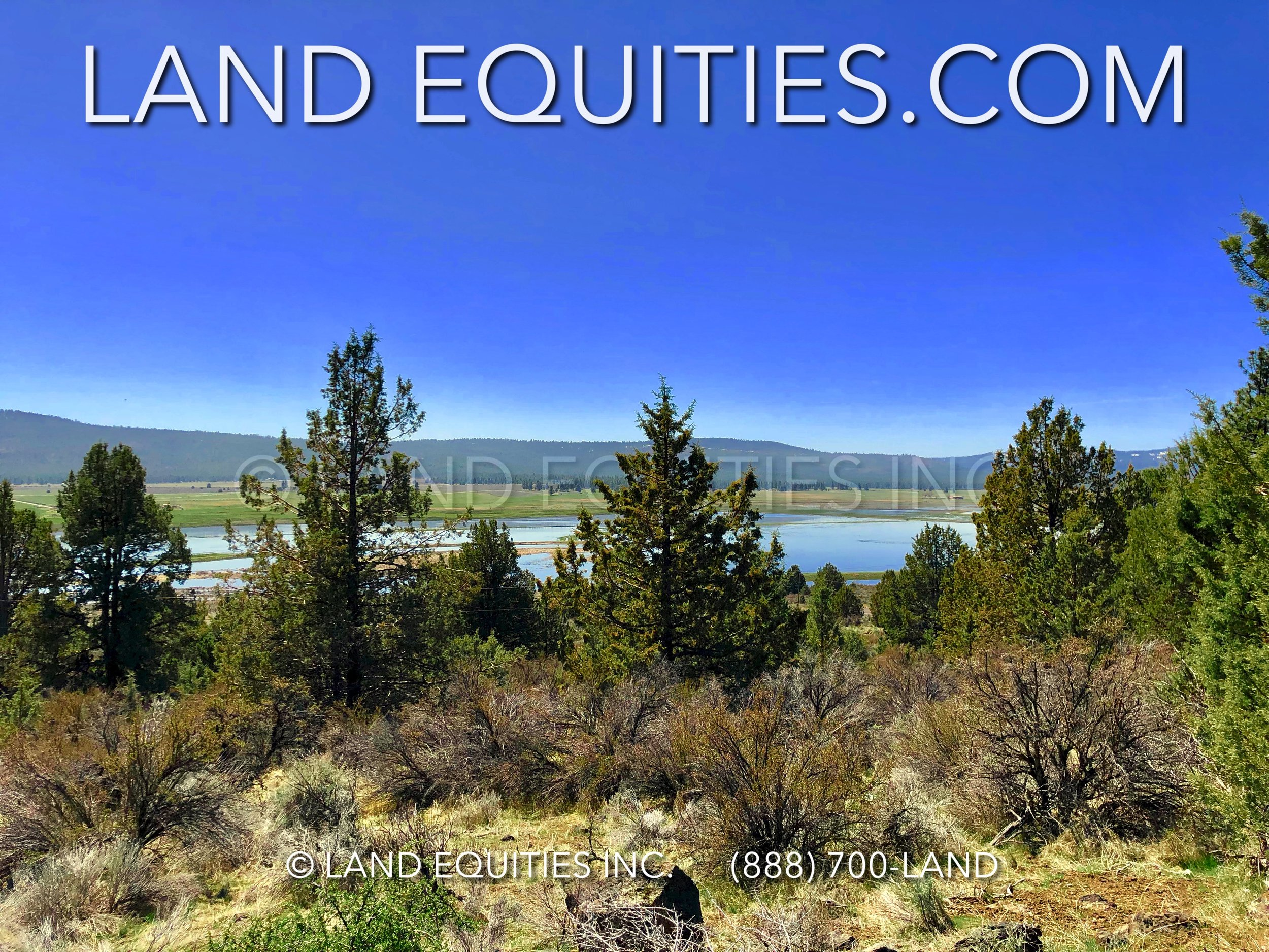 LAND EQUITIES — 1 46 ACRES WITH GORGEOUS SPRAGUE RIVER VIEWS! (LOT #12)  KOOTENAI ST  CHILOQUIN, OR