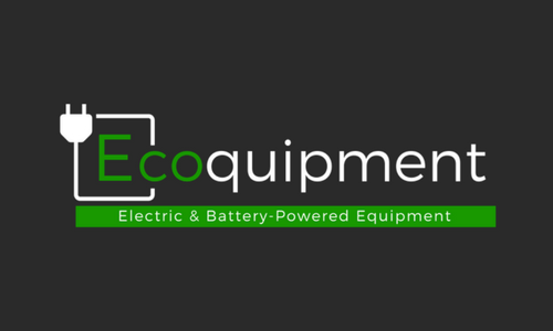 Ecoquipment Electric & Battery Powered Equipment Logo