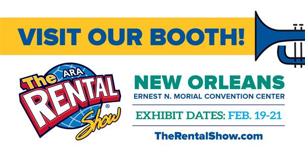 Visit us at Booth #6849 .