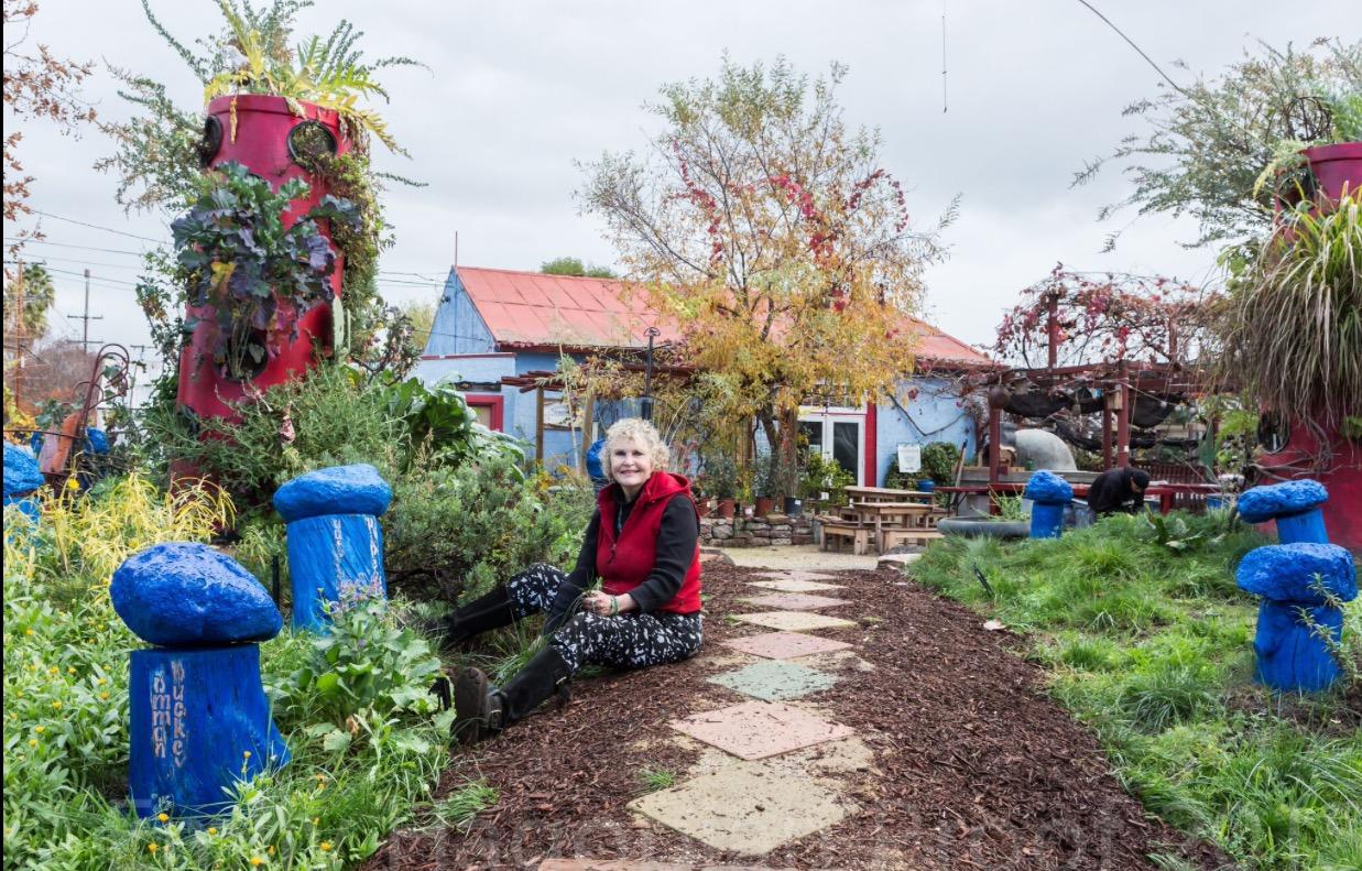 Native wisdom boosts urban farming. San Jose Mercury News.       May 11, 2017