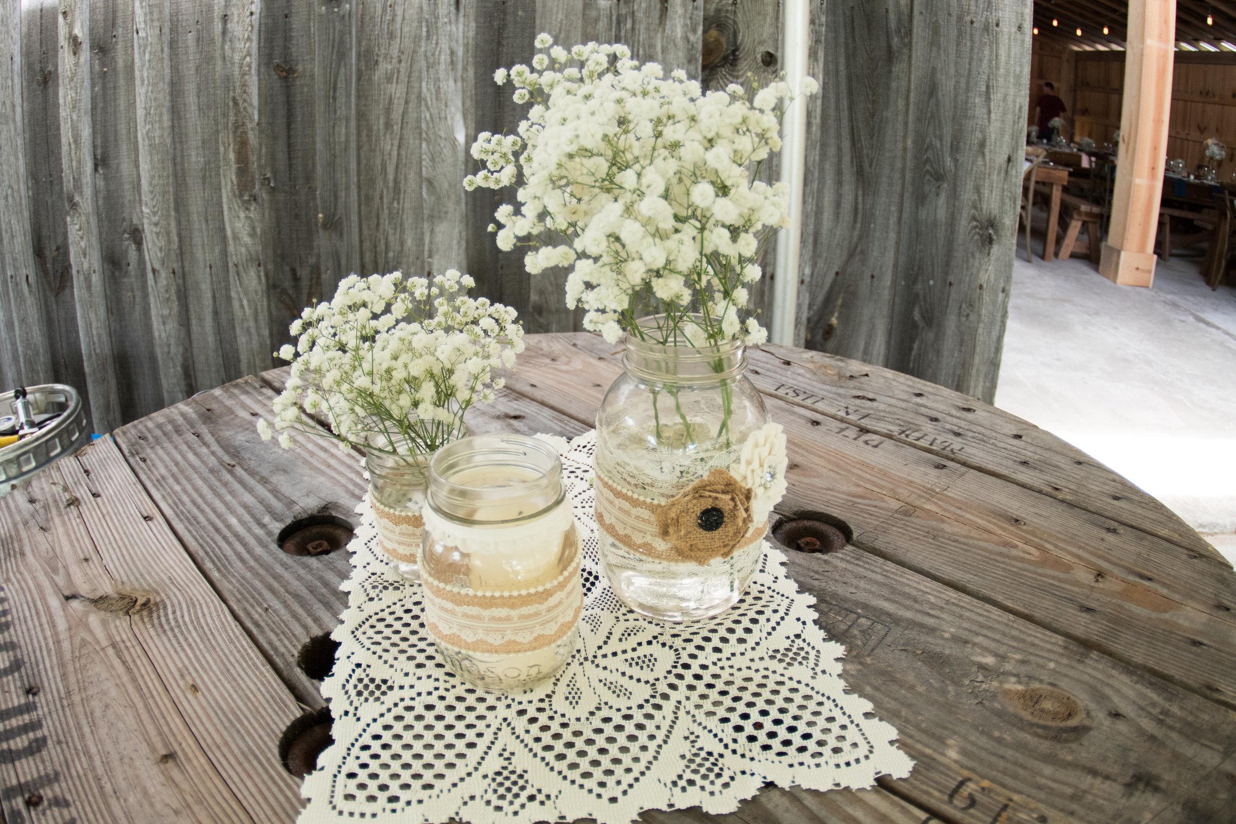 Wilmington wedding rentals