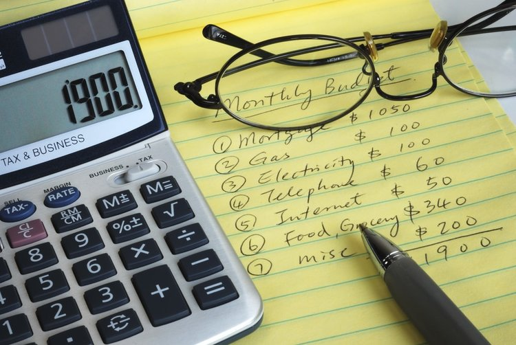 make a budget and plan before buying a house in retirement