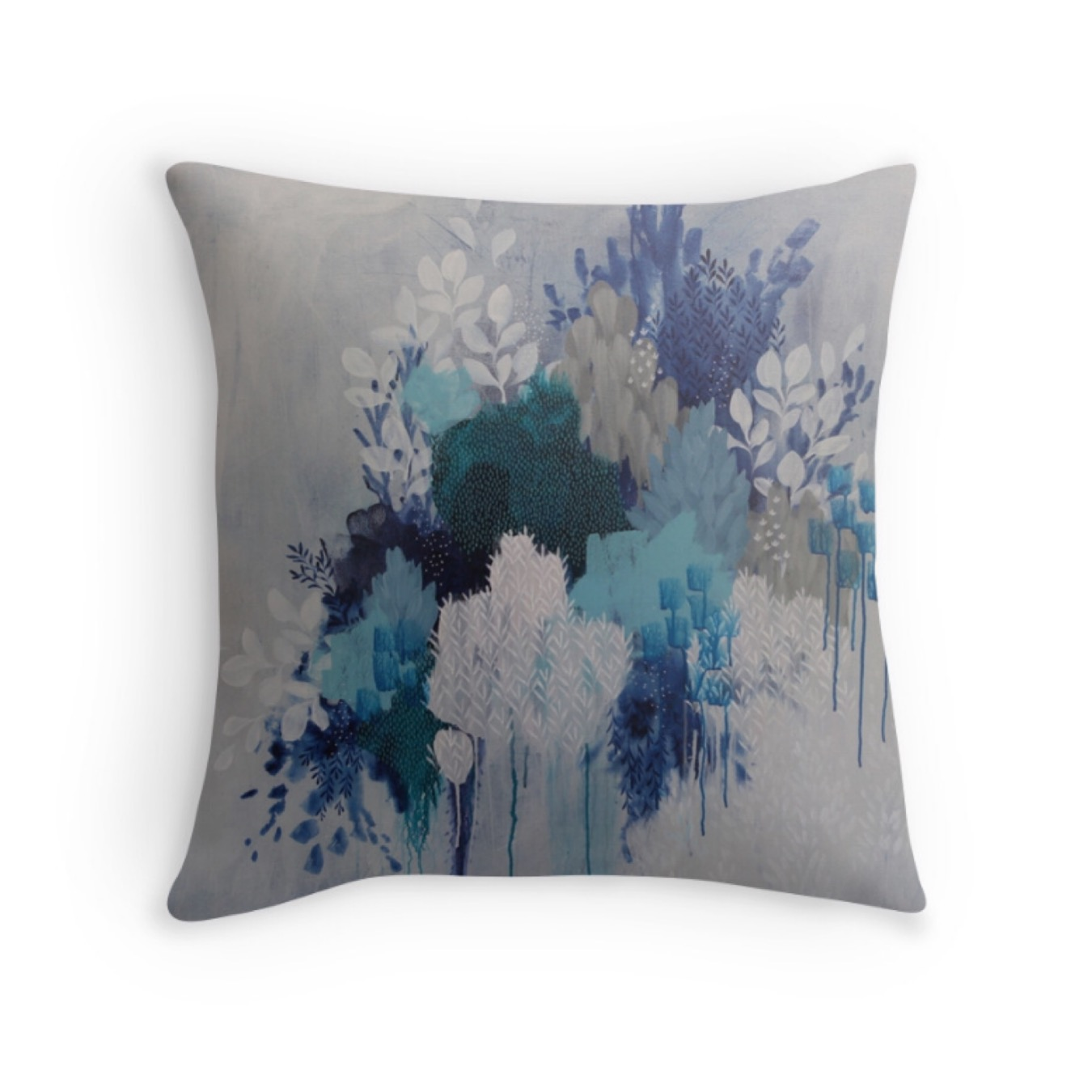 Large Throw Pillow $42.50