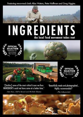 'Ingredients' Key Art