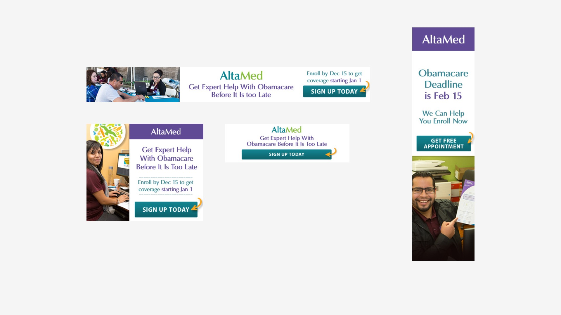 AltaMed: Affordable Care Act Campaign