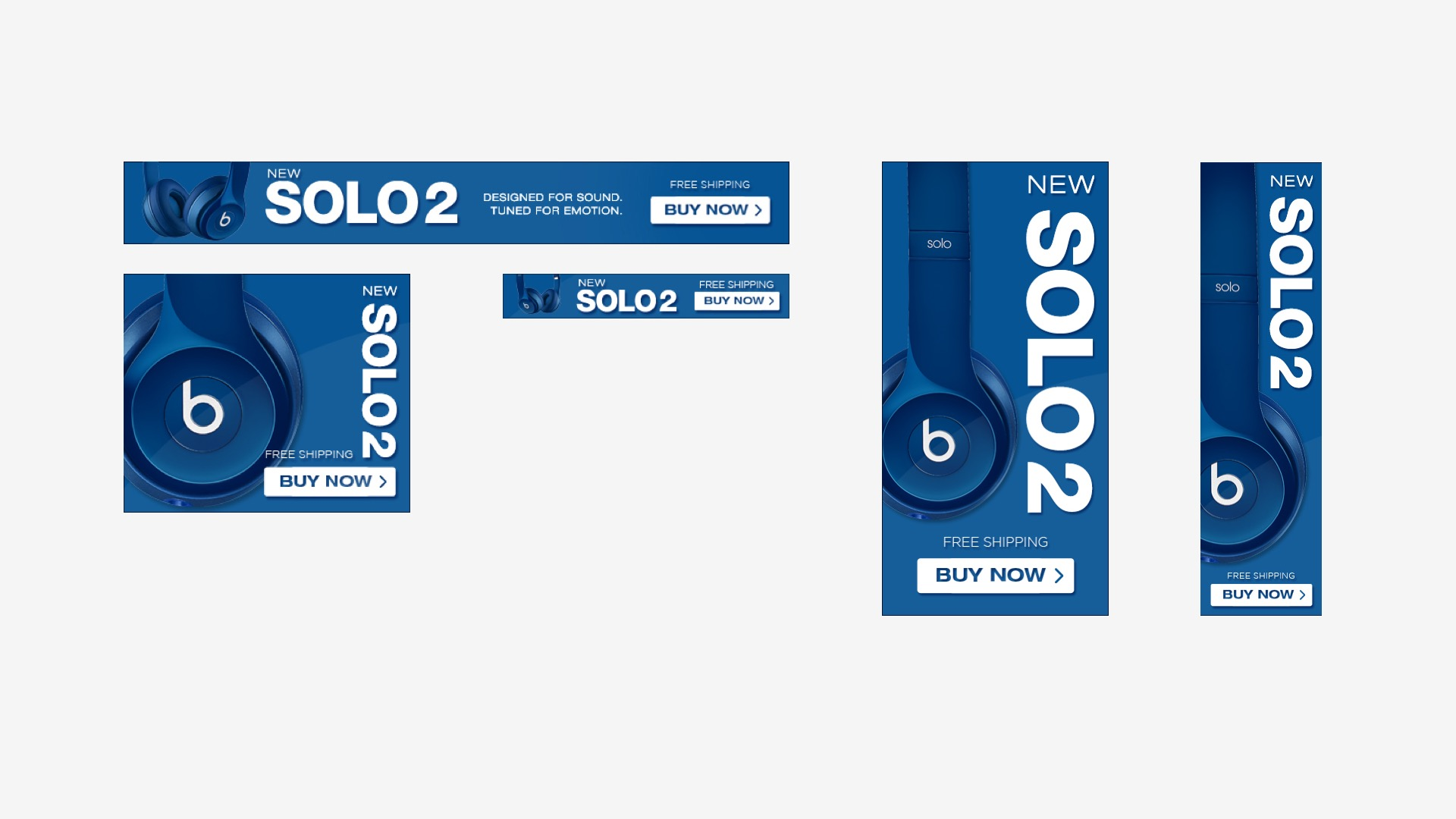 Beats Electronics: Solo 2 Launch Campaign