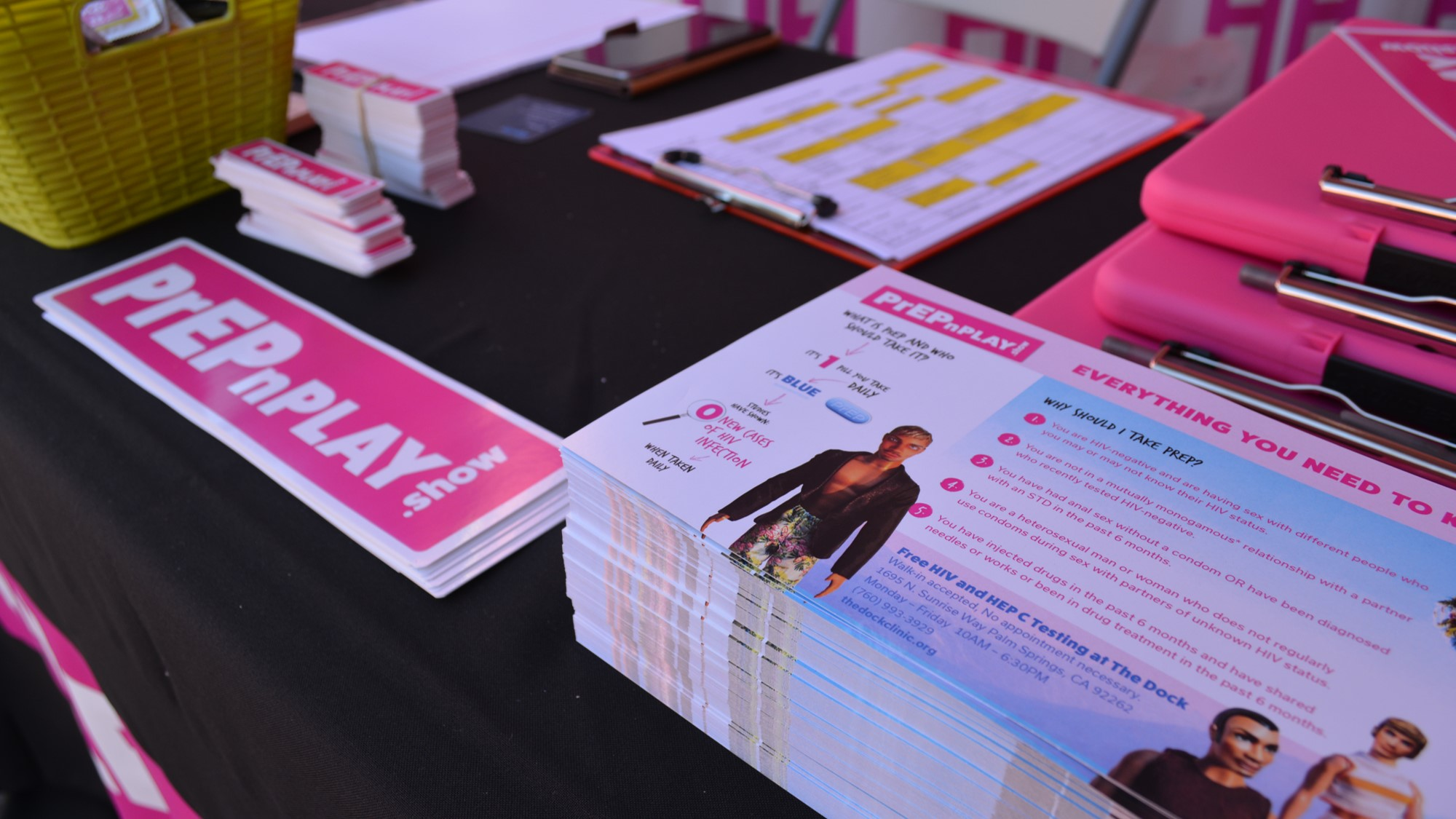 Our comprehensive and purposefully unintimidating print materials.
