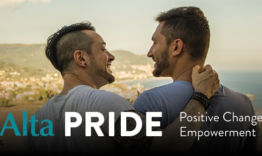 AltaPride is AltaMed's LGBTQ Voice    AltaMed has positioned themselves to better serve and engage LGBQT audiences with their new social media campaign AltaPride.
