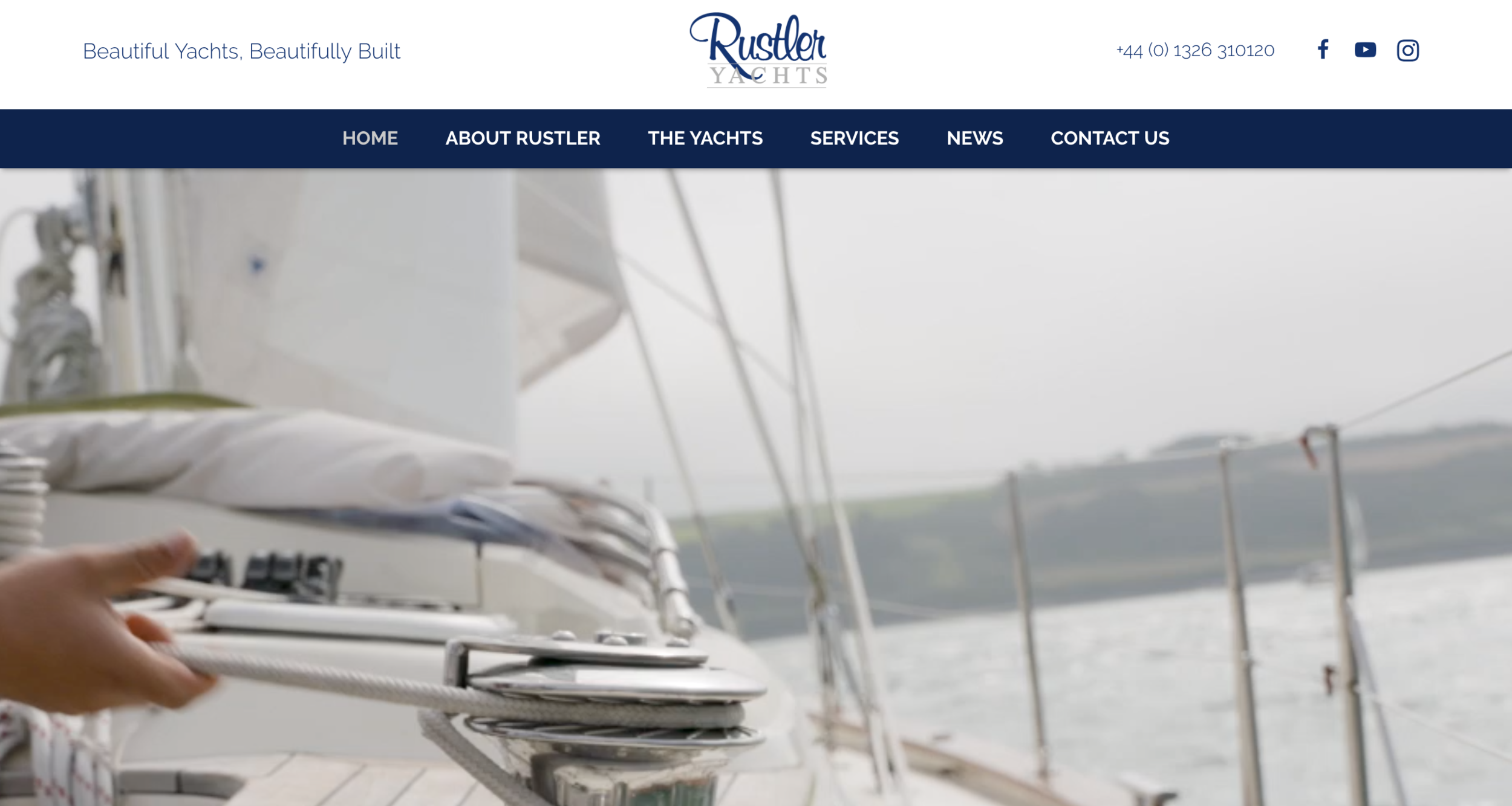 rustler home page