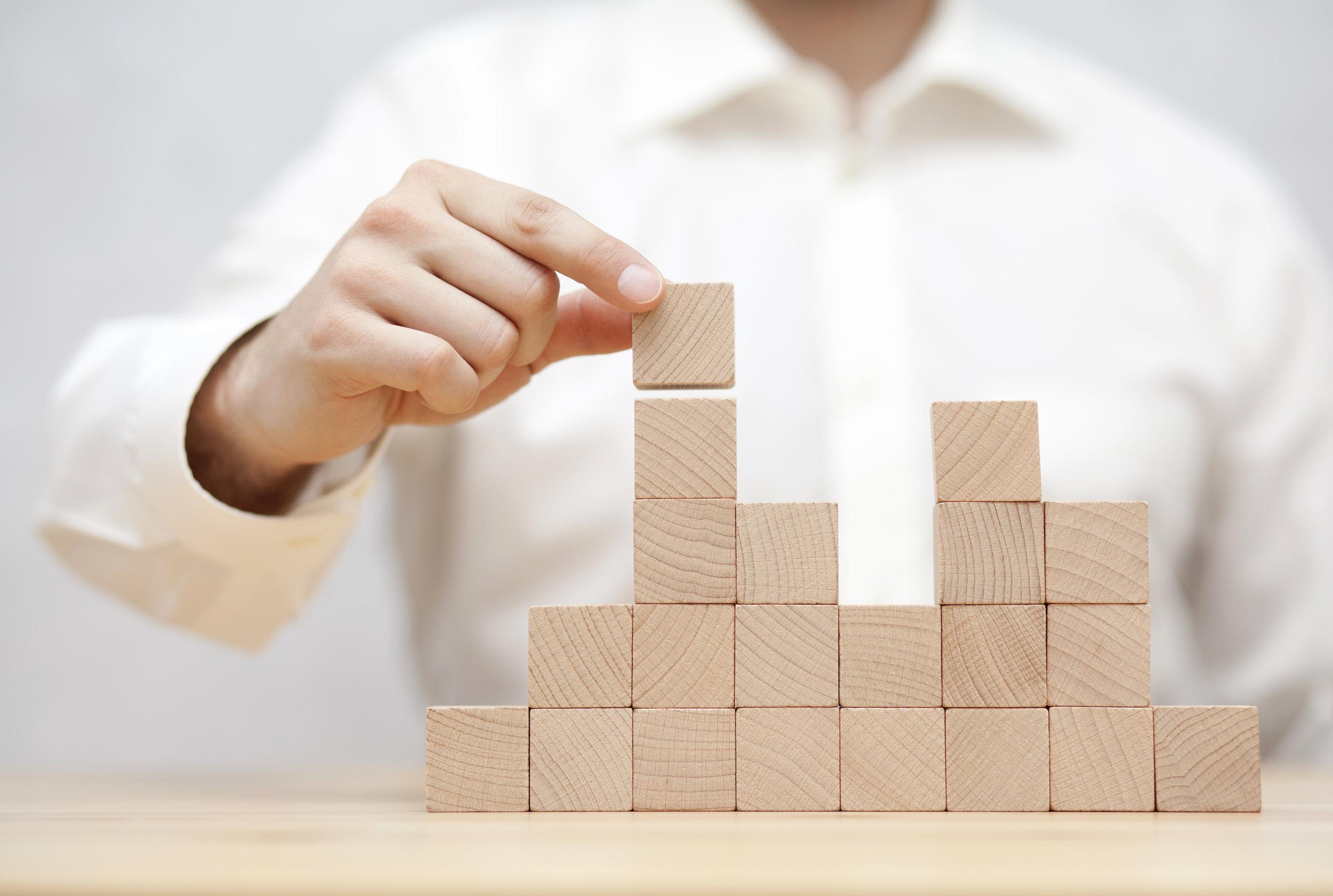 Building blocks for better business