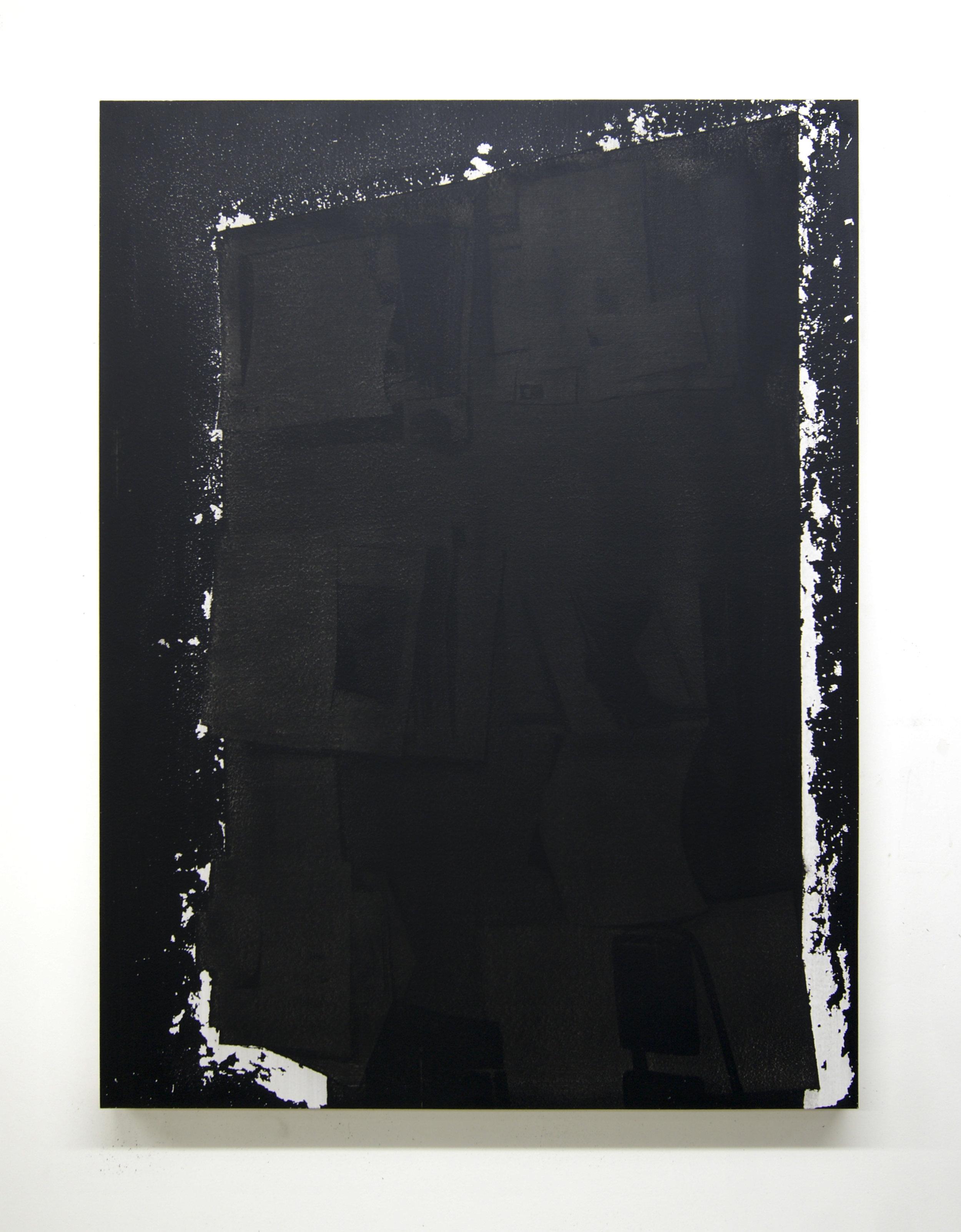 Sleeper, 2016  Acrylic on panel, 48 x 36 inches