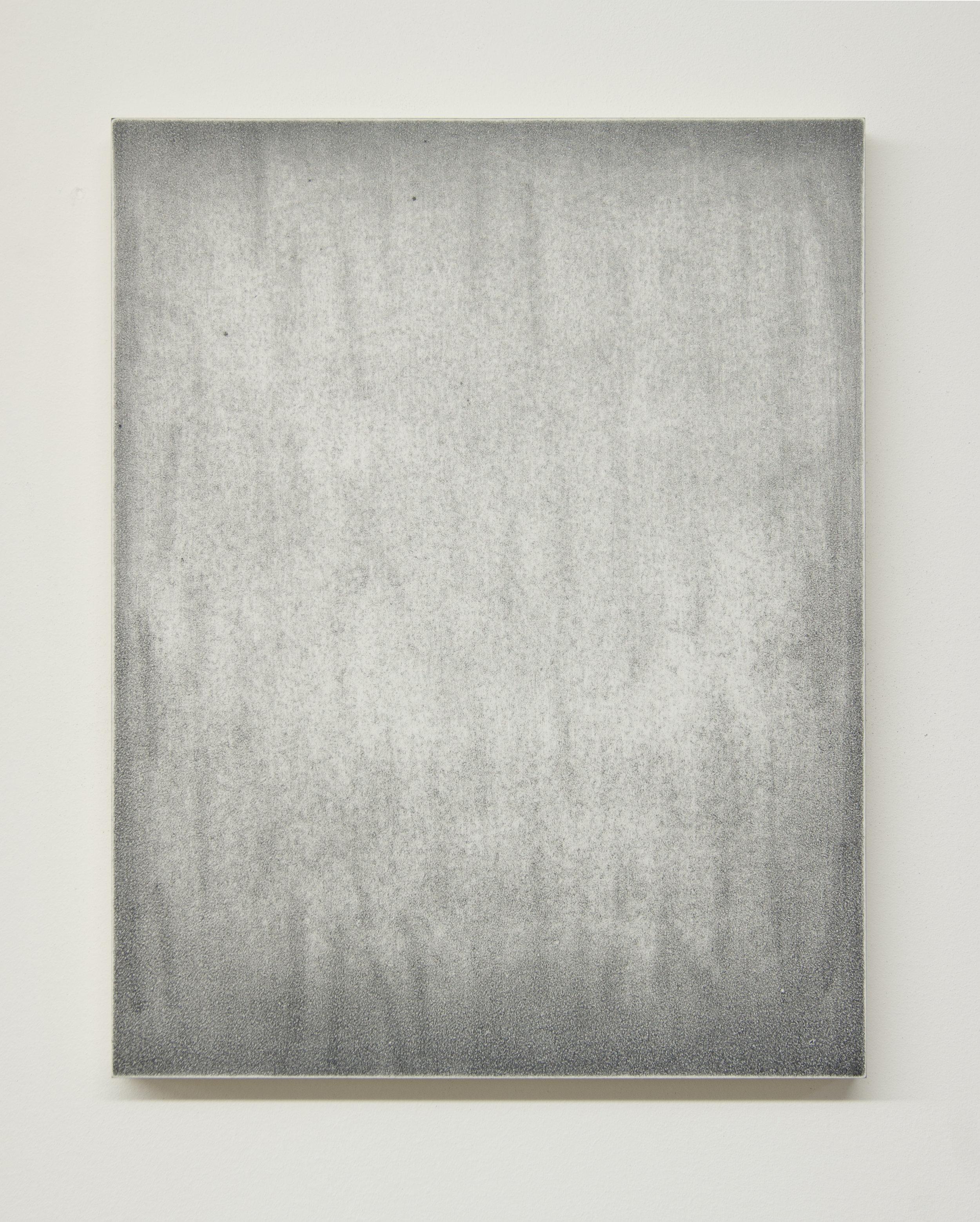 Low Rhythm, 2015  Acrylic on panel, 14 x 11 inches
