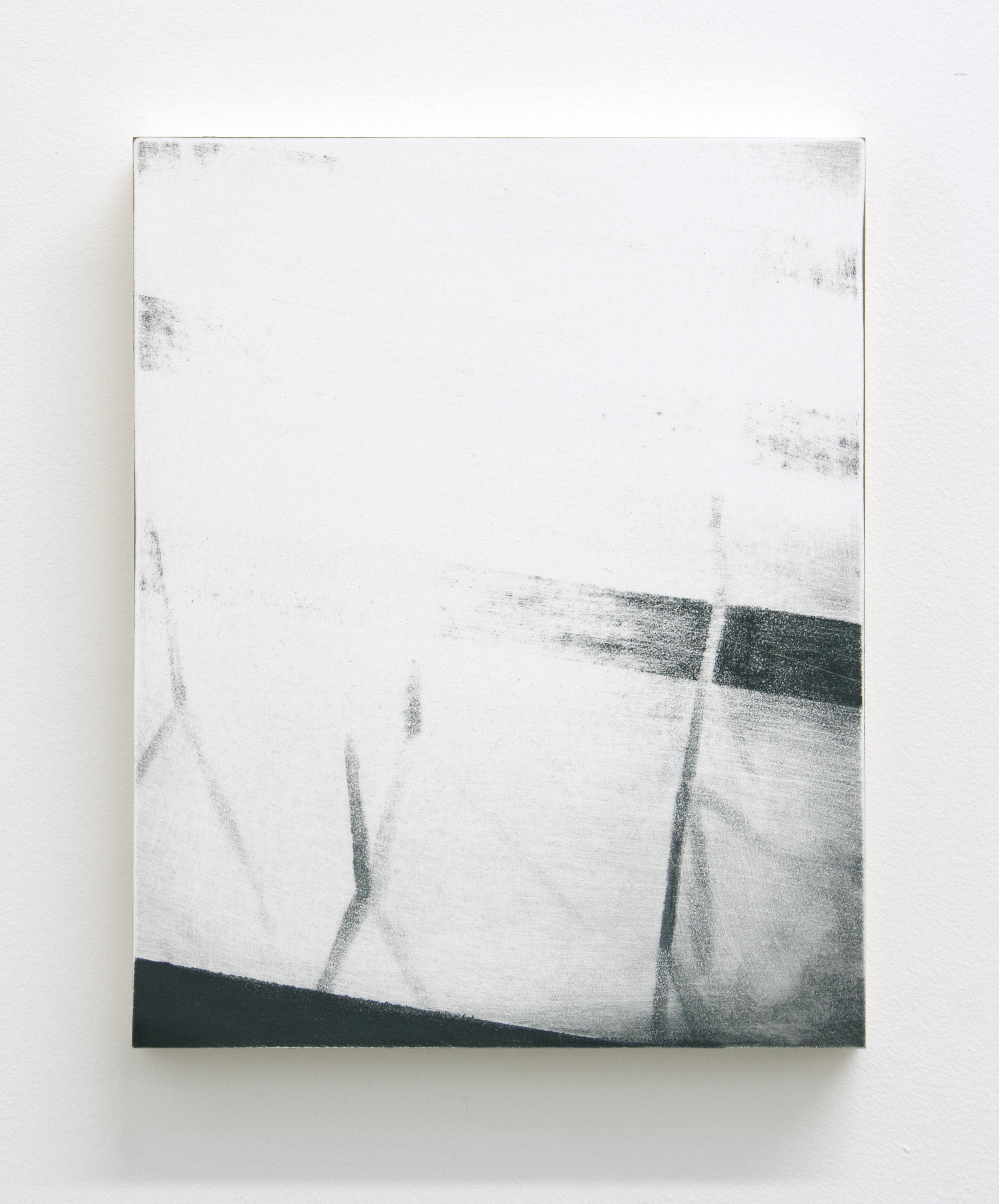 Threshold, 2015  Acrylic on panel, 10 x 8 inches