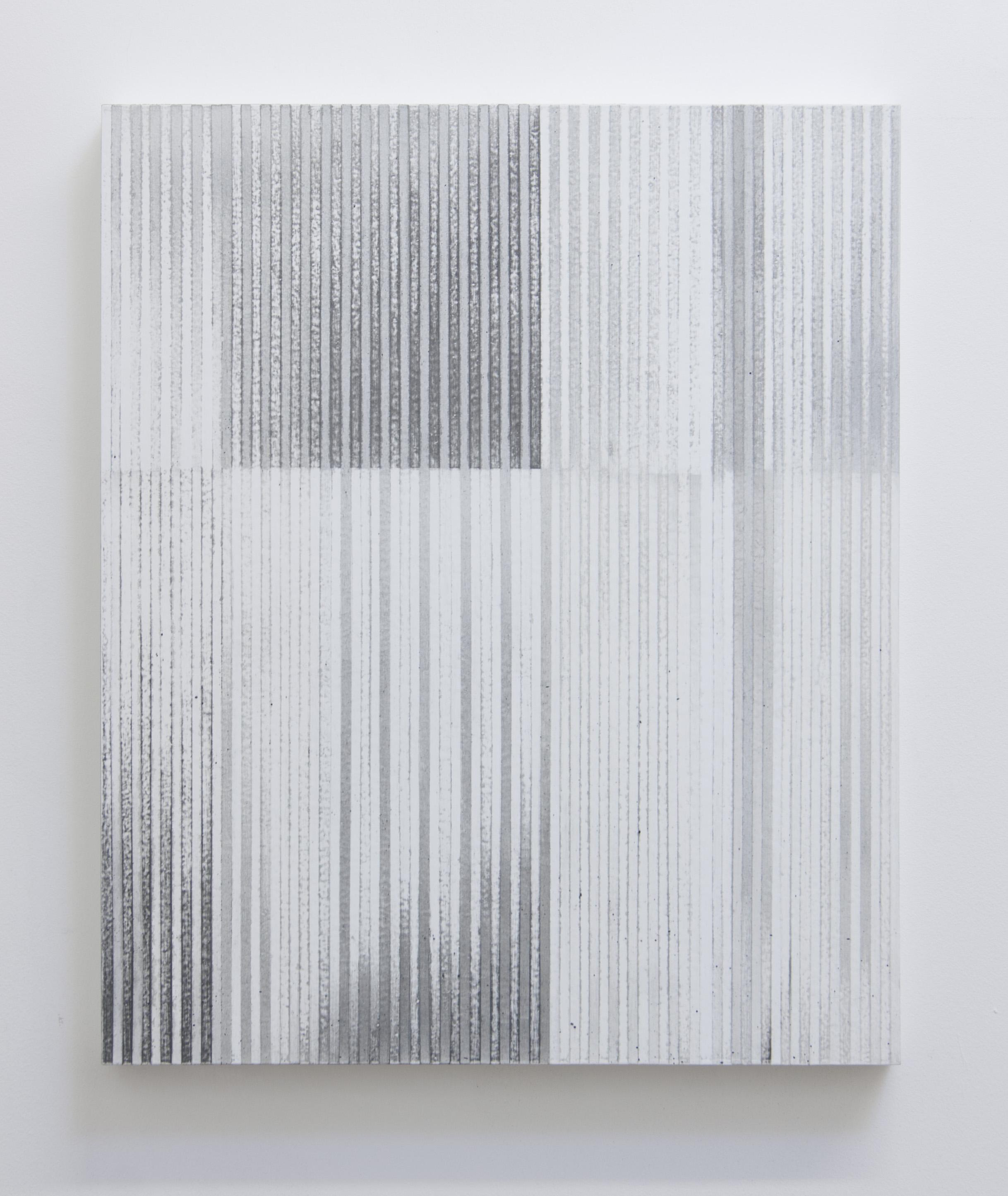 Bloodless Language III, 2014  Acrylic on panel, 24 x 20 inches