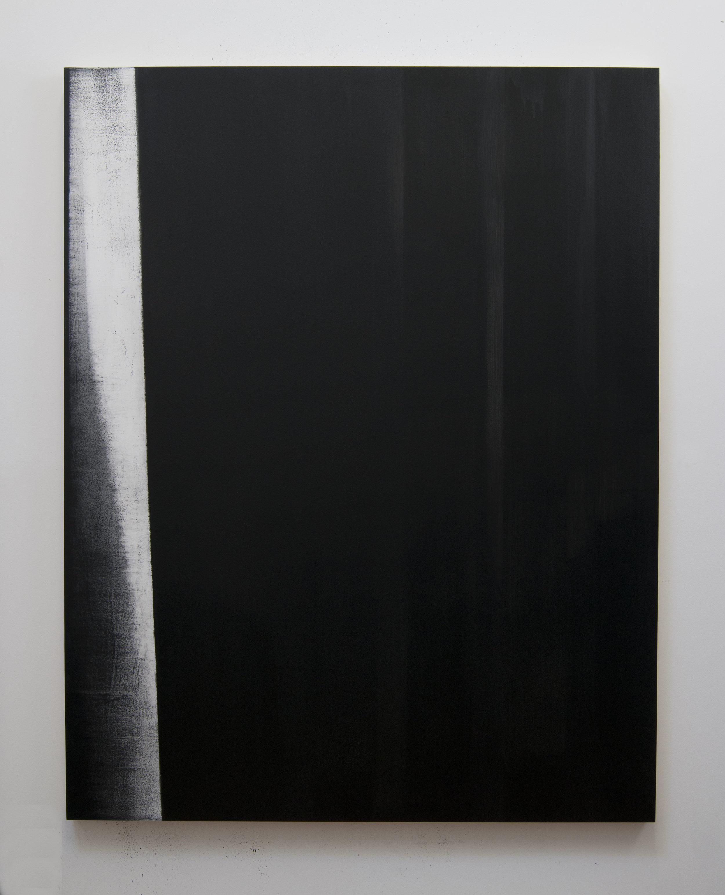Fugitive VII, 2012  Acrylic on panel, 56 x 44 inches