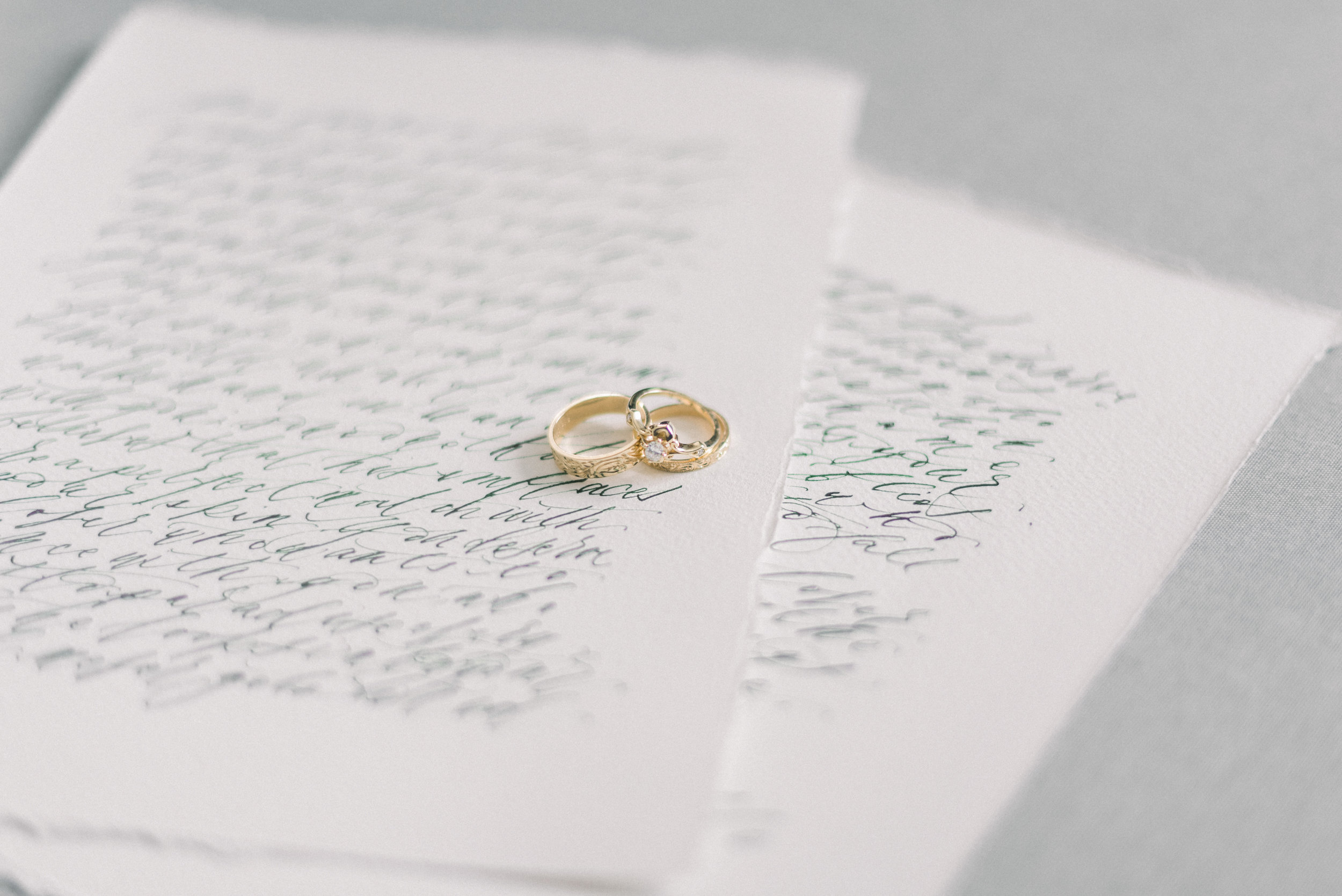 Details- Rings