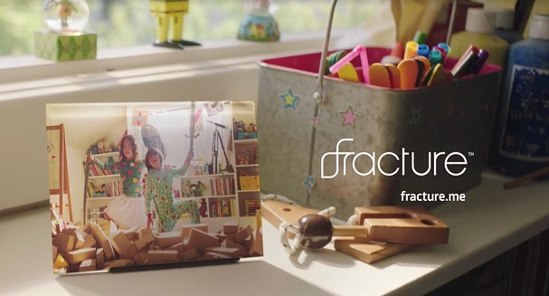 New commercial I set decorated for @fractureme⭐️