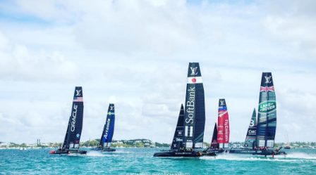 Image by America's Cup