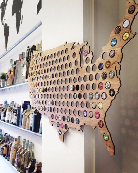 wooden beer cap map.JPG