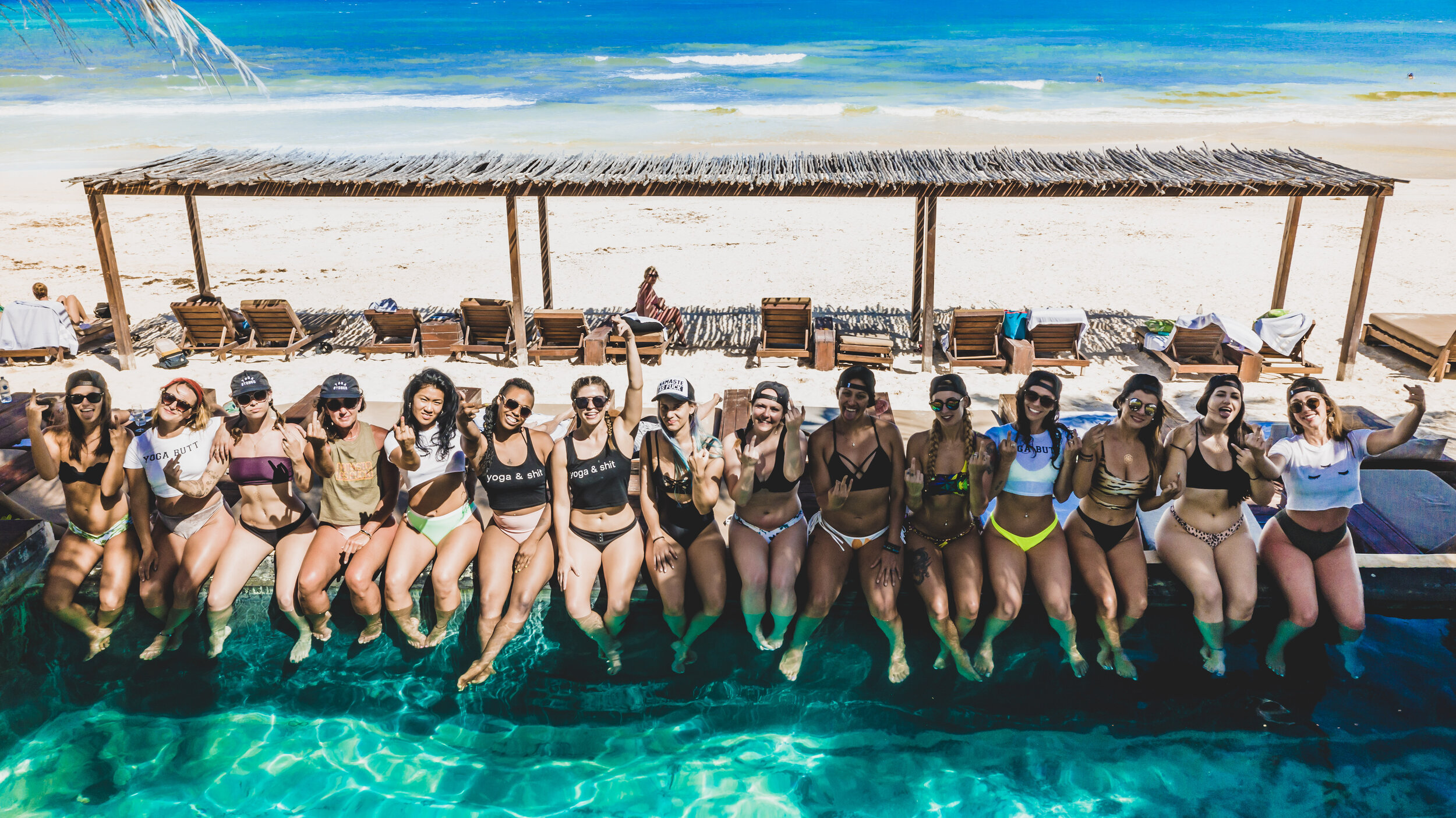TULUM 2020 is HERE! - Join us for 7 days of daily yoga, unique workshops & kickass community