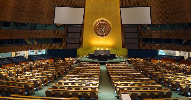 Testify at United Nation on how to end White Supremacy/Racism Globally
