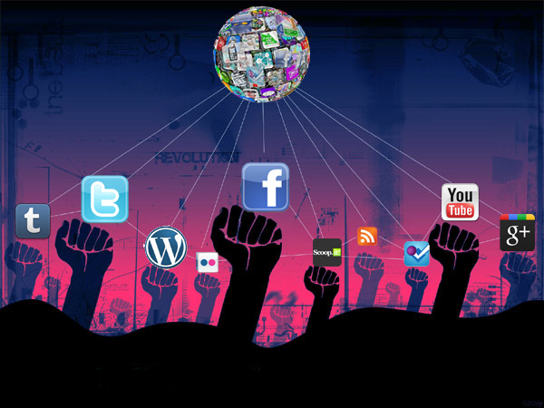 Uplift Our Organizing Work Online and in the Community to Your Family and Friends