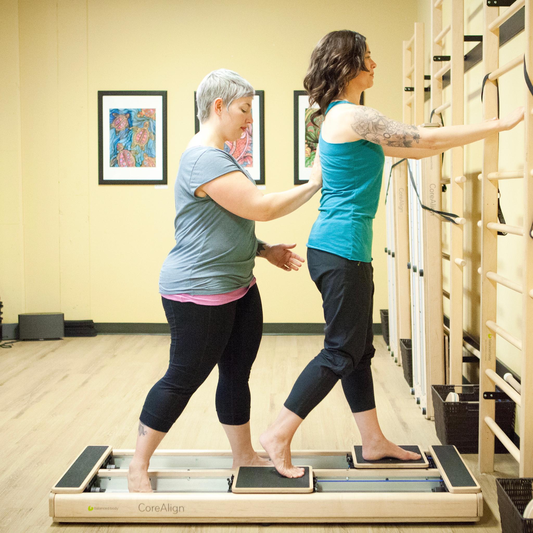 2-Day CoreAlign Teacher Training — Cascadia Pilates & Corealign
