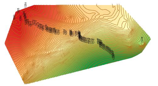 curvas de nivel dtm (C)