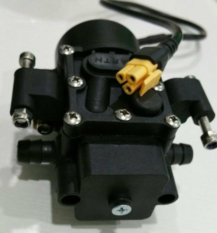 AGRAS MG 1 PART 34 WATER PUMP KIT (BUCKLE INCLUDED)