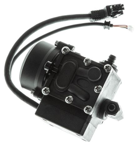 AGRAS MG 1S PART 33 LEFT DELIVERY PUMP