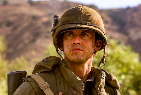 milo ventimiglia in Vietnam Arc of NBC's This is us