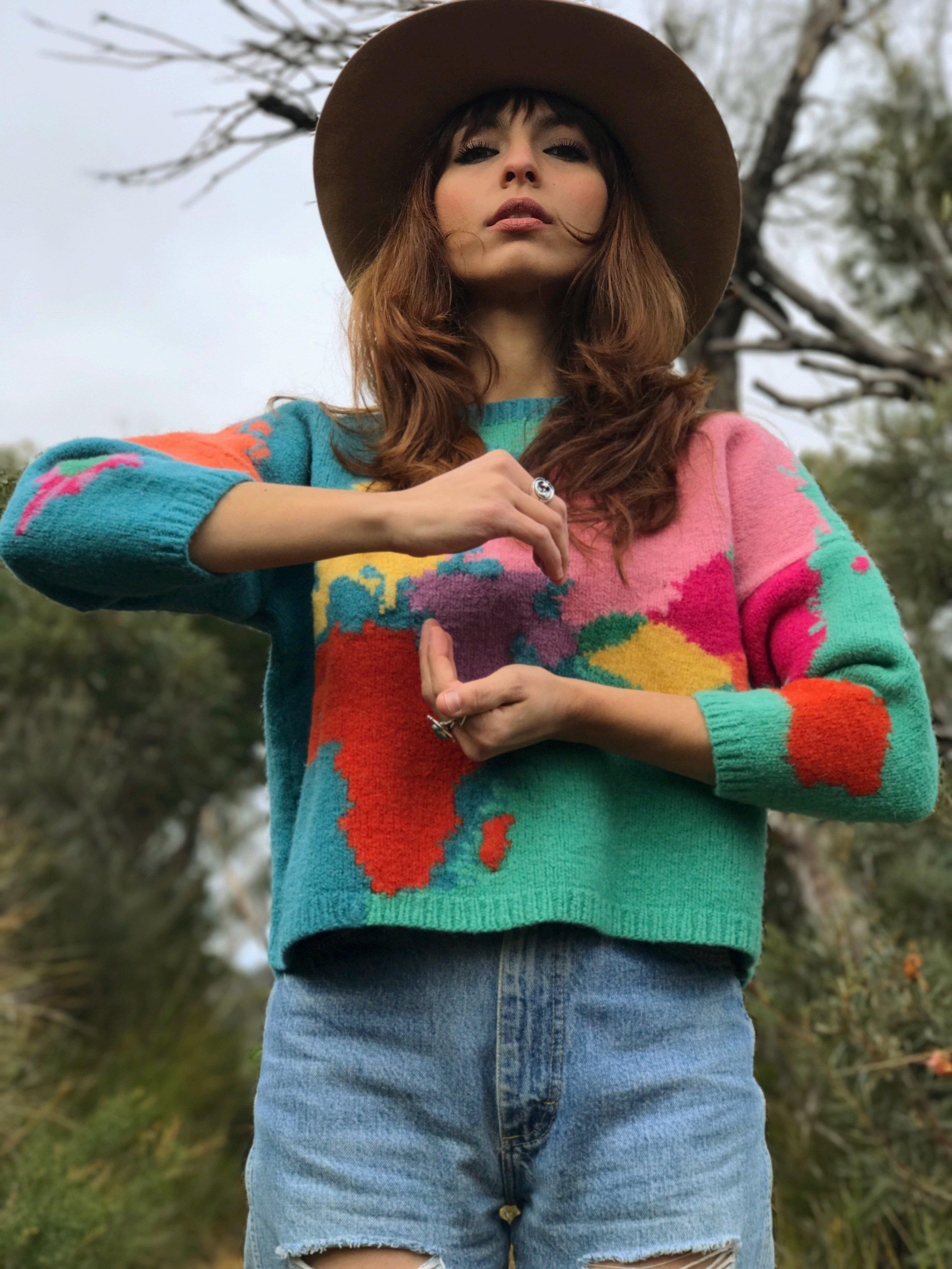 natalie shehata - eco stylist, founder and second hand shopping ambassador