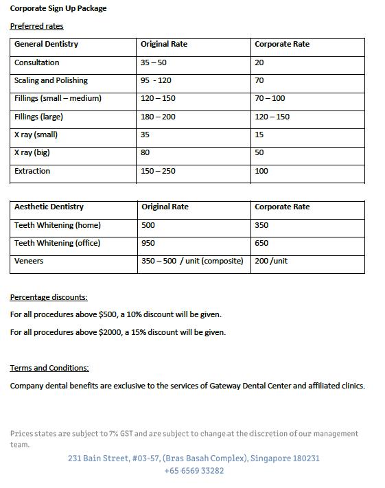 PlusConcept Member benefit Dental