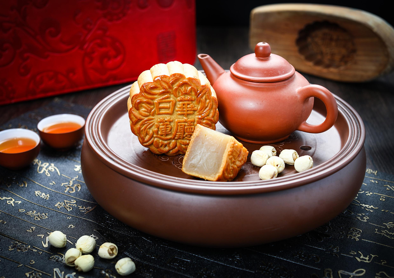 Orchard Hotel Singapore Hua Ting   White Lotus Paste (Low Sugar)