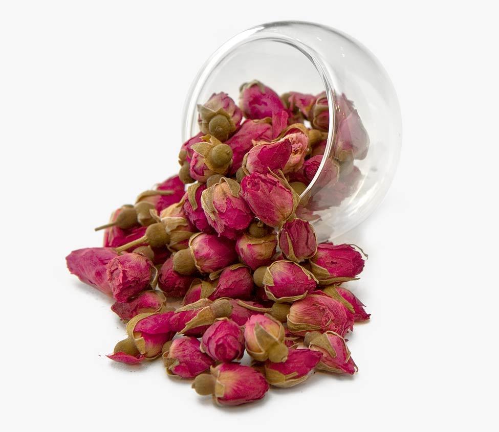 Rose Tea & Tea Cups