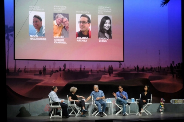 Airbnb Open 2016, Los Angeles (7000 attendees)