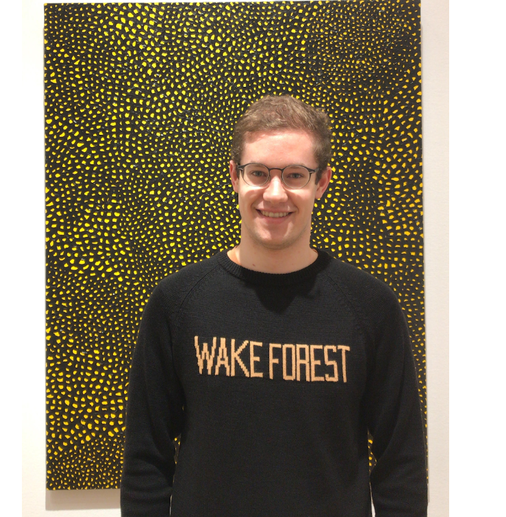 Devon Gilbert: Gallery Associate     David Zwirner    WFU Class of 2017  Double Major: Art History and Business & Enterprise Management with a Concentration in Arts Markets  Minor: Studio Art    Read our interview with Devon here