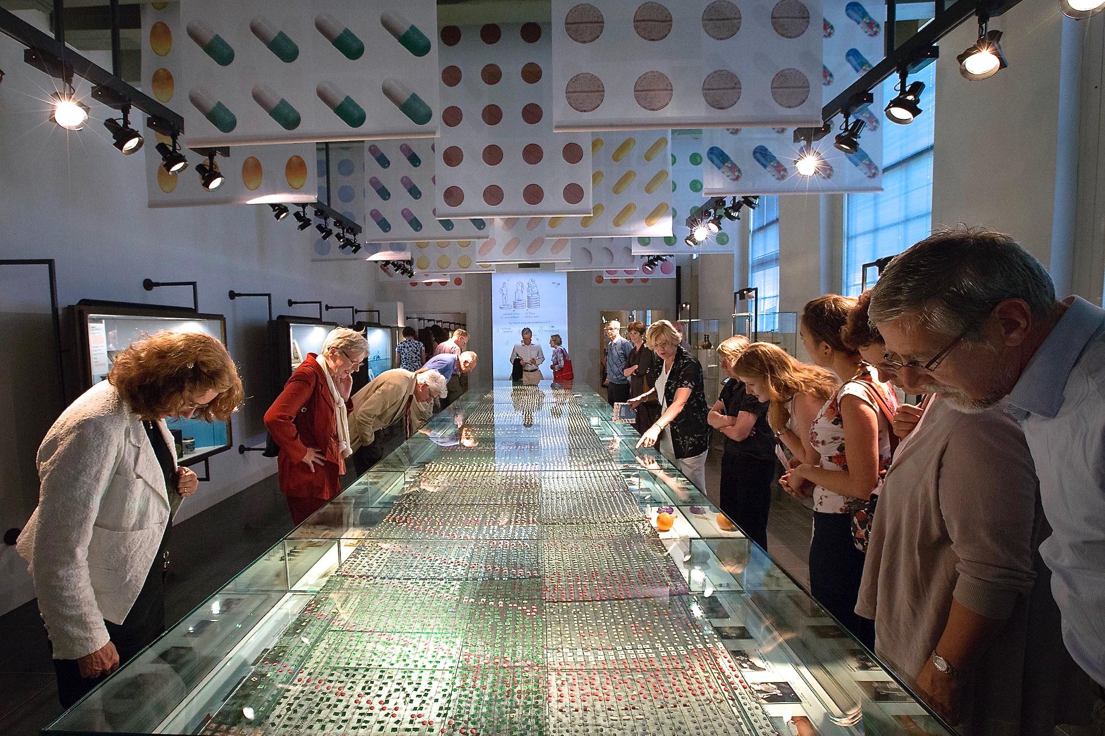 Pillen en Poeders Leiden  Boerhaave Museum