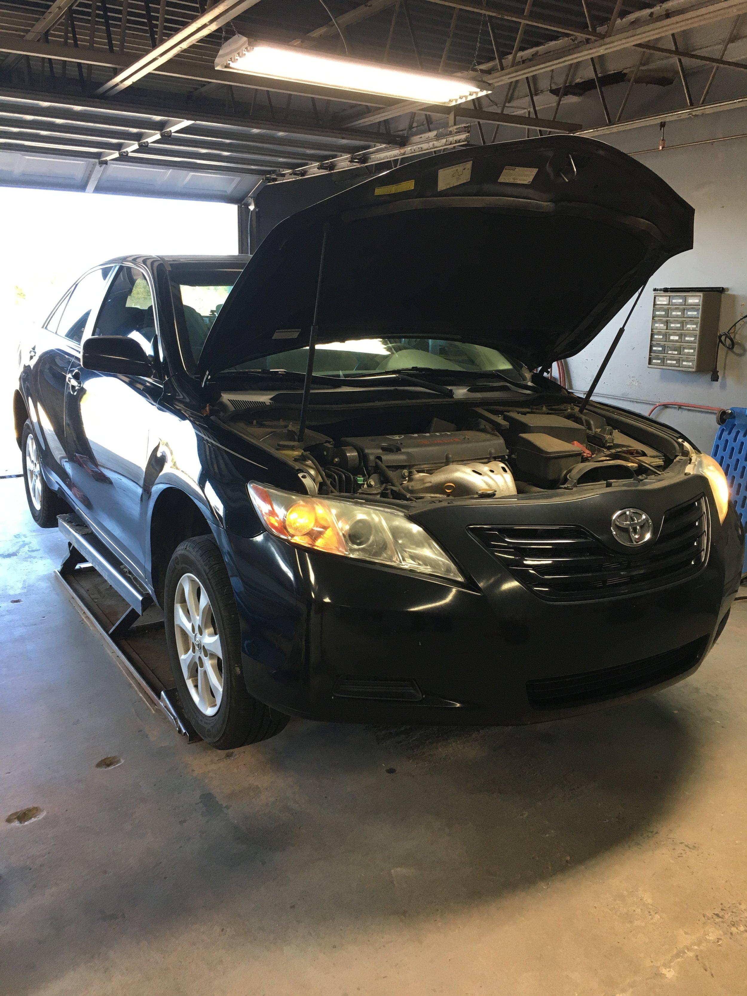 inspection/car/matthews
