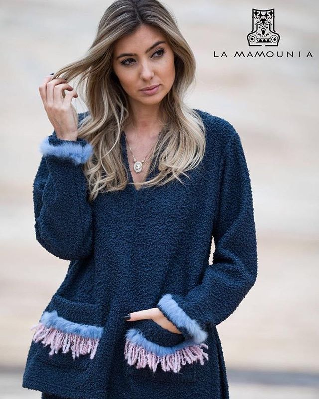 Don't wait anymore for Winter. You can now find our collection in the stores 🔥 #fallwinter201819 #lamamounia