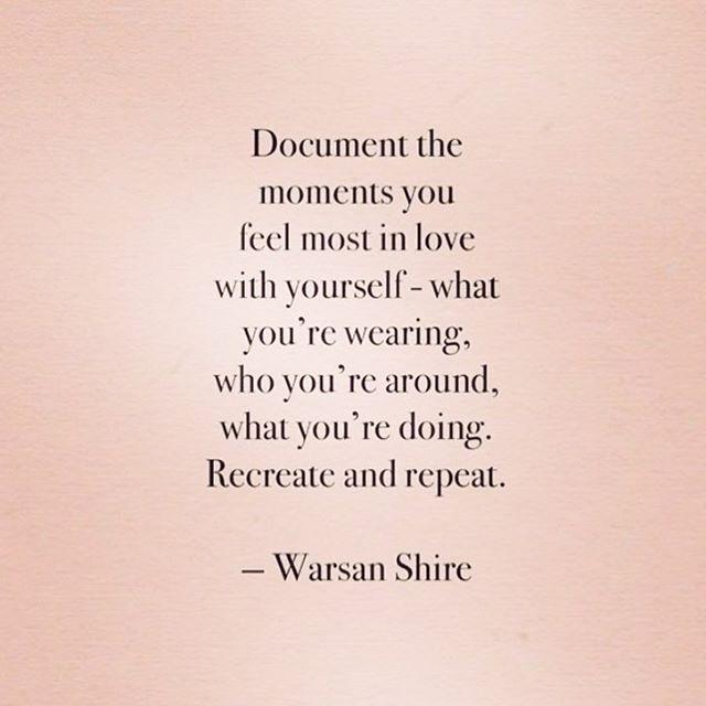 ✨🙌 🙏 @wu_shire #loveyourself