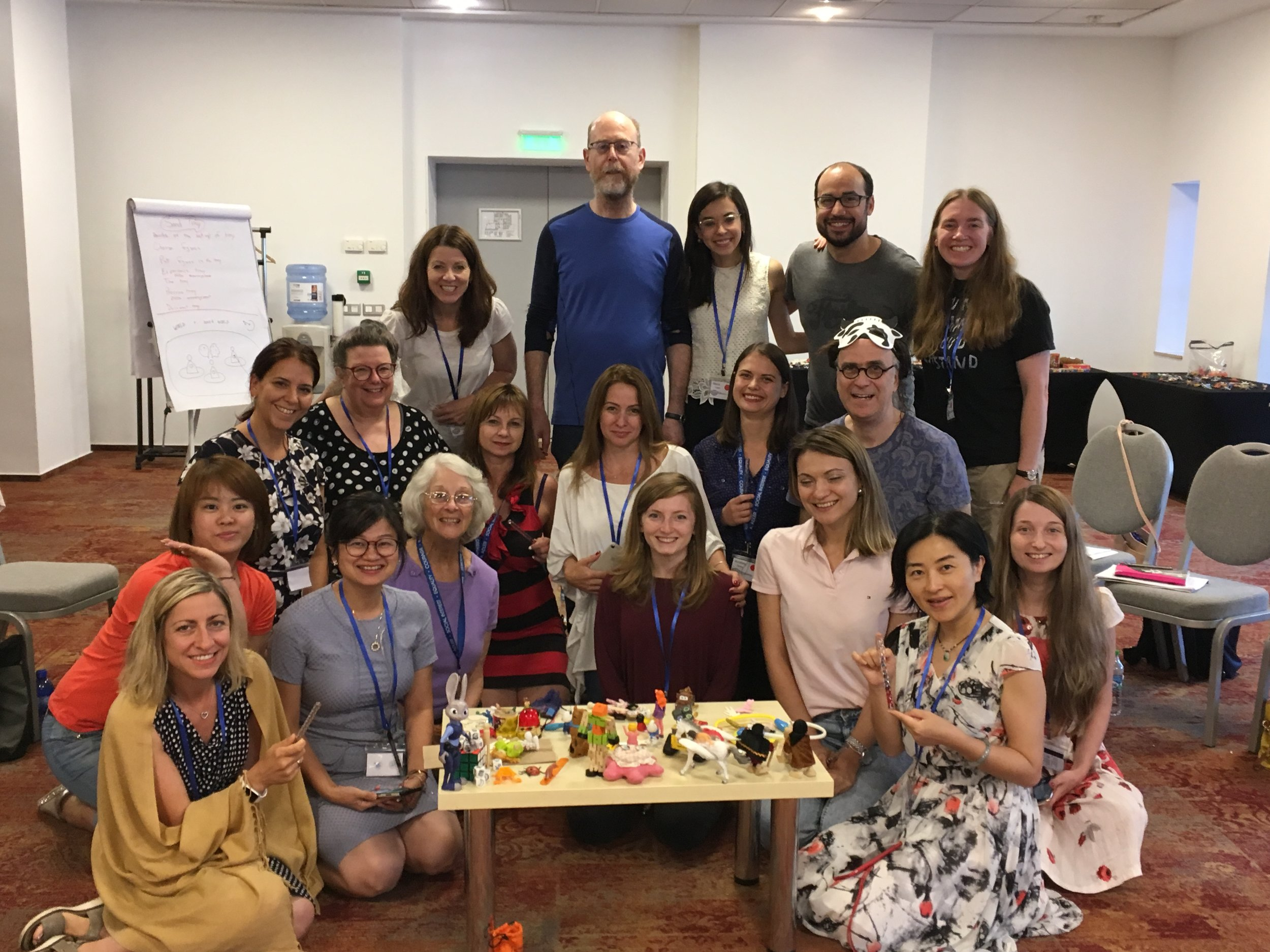 Adlerian Play Therapy with Terry Kottman, ICASSI 2019