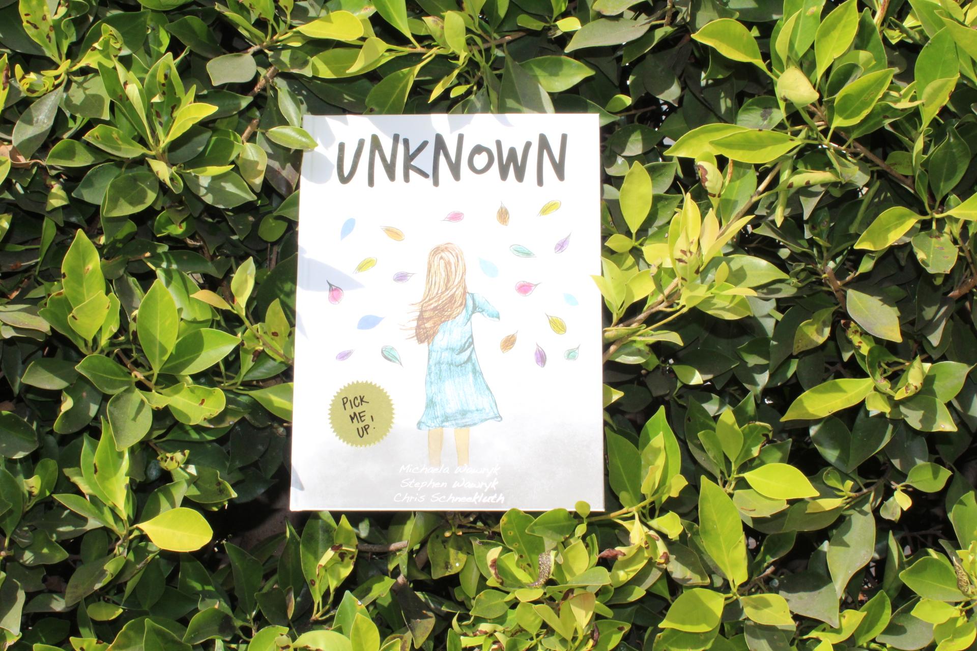 stephen-wawryk-unknown-the-book