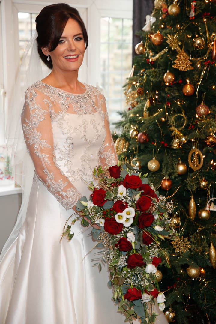 Beautiful-New-Year's-Bride-By-Hannah's-Makeup